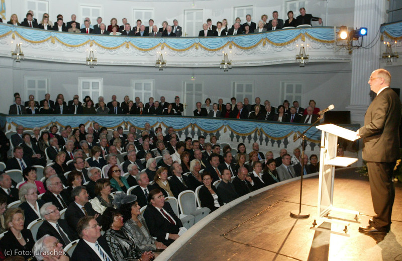 Rede von Casino-Direktor Hans-Jörg Assenmacher