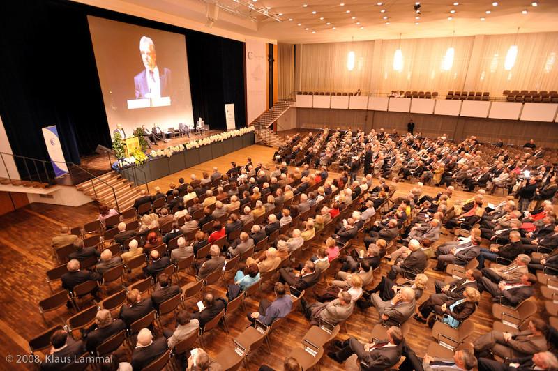 Abschlusspodium 2008