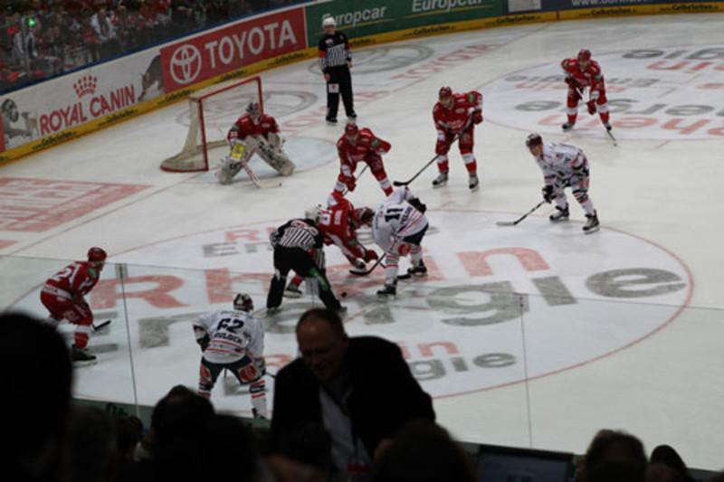 Casino & Eishockey 2012