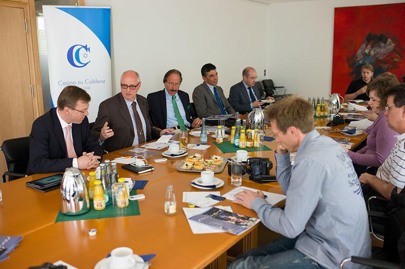 CasinoForum & Presskonferenz 2013