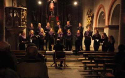 weihnachtliches Jahresabschlusskonzert 2012
