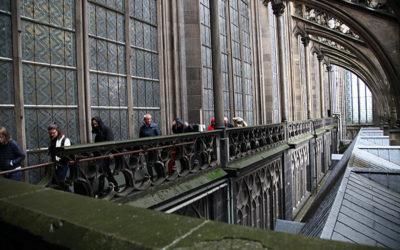 Casino auf den Dächen des Kölner Dom
