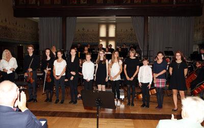 Konzert der Bienko Stiftung 2016